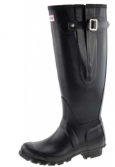 Hunter Gummistiefel - Orginal Adjustable black - Handmade Qualit�t