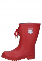 Tretorn Gummistiefel  - TOMMY HERITAGE red - ein Jugend Gummistiefel mit trendiger Schnrung