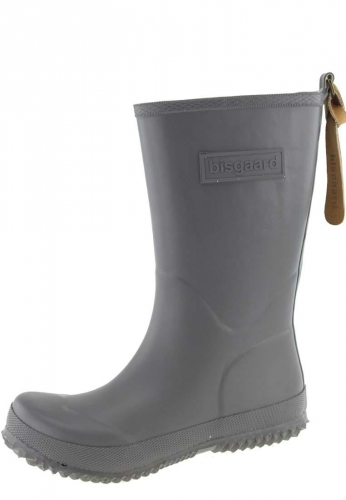Bisgaard Kindergummistiefel BASIC grey