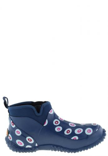 ... fella Ankle Boot TAPSI II dots blue ...