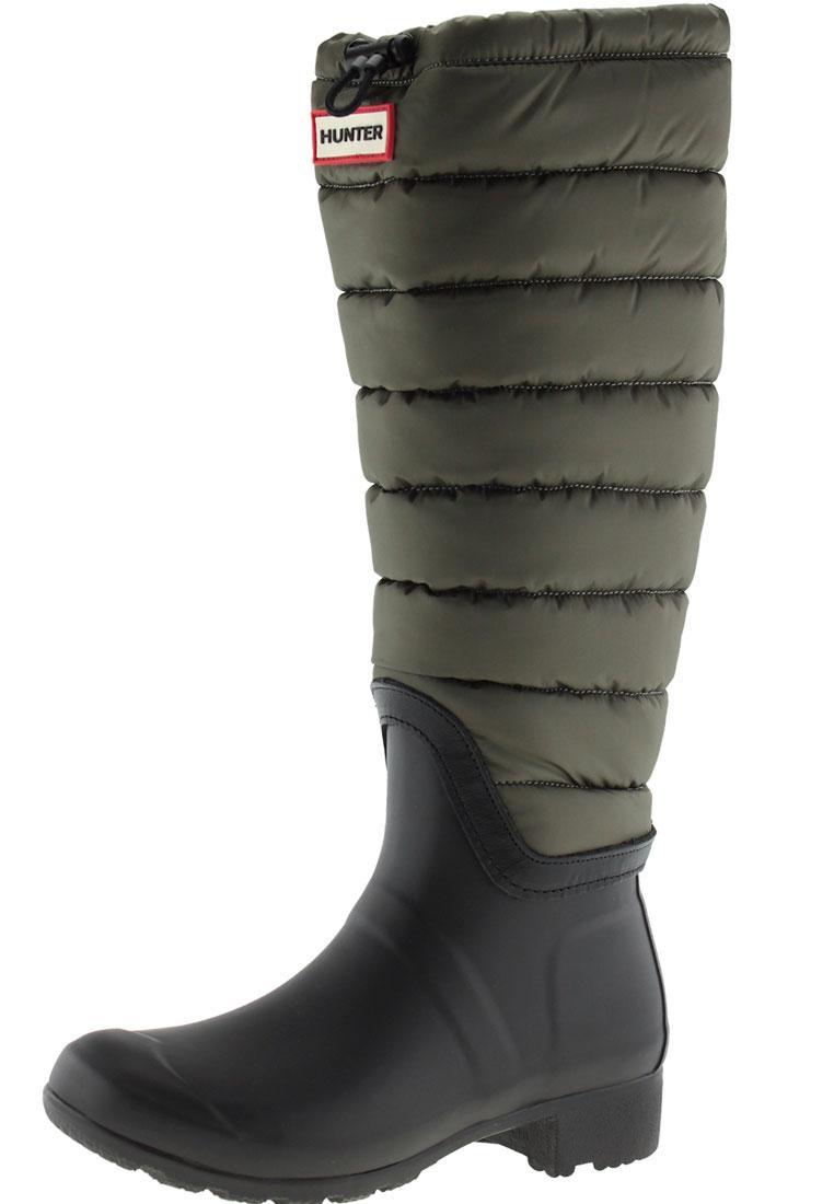 Hunter »Womens Original Tall« Gummistiefel, schwarz, EURO-Größen, schwarz