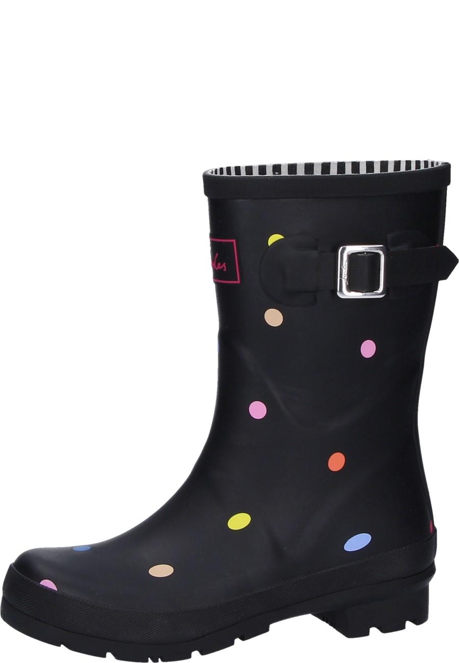 Frauen Neue Stilvolle Regen Stiefel, Frauen Wasserdichte Rutschfeste Stiefel Regen Stiefel Erwachsene Stiefel Regen Stiefel (Farbe : B, Größe : 37#)