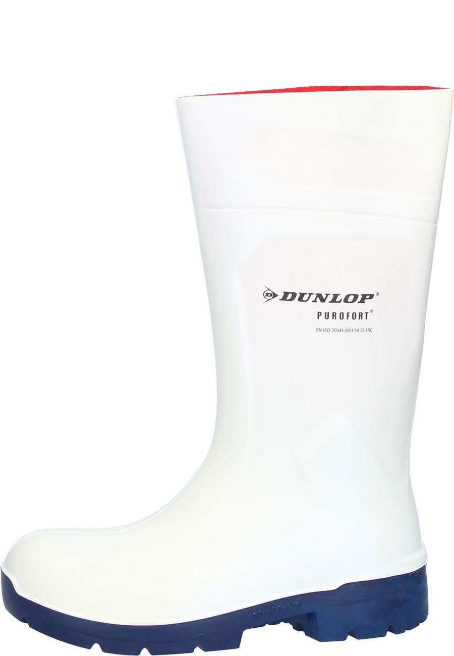 Dunlop Arbeitsgummistiefel Purofort MultiGrip Safety grün