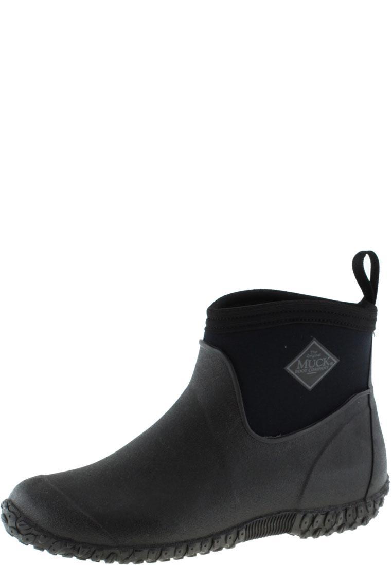 Gummistiefelette Muckster 2 Ankle Black Von Muck Boot Company